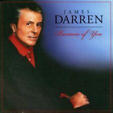 Darren, James - Because of You CD NEU OVP