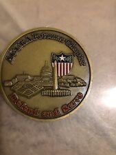 AGCRA  Potomac Chapter Challenge Coin