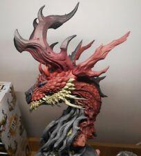 Resin Figure Kit Chinese Dragon Garage Resin Figure Model Kit