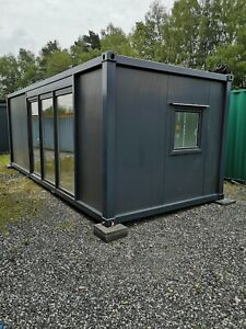 Portable building, site office, sales, marketing, 24x10 , in stock, £13975+VAT