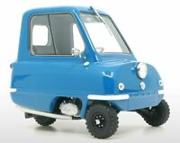 DNA COLLECTIBLES 000010 PEEL P50 resin model 3 wheel car  blue 1:18th scale