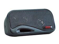 BOSS AVA6200 3-Way Box Enclosed Car Audio Speakers, 80 Watts (Pair)