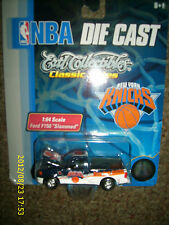 NBA ERTL COLLECTIBLE CLASSIC RIDES FORD F150 NEW YORK KNICKS