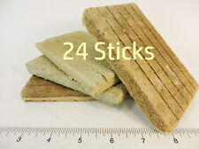 Waterproof Fire Starter Sticks Camco 51017 Coghan's 7940 2-Pack, 24 Sticks