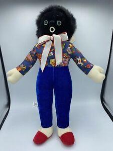 Vtg Merrythought Limited Edition Doll Golly Boy Handmade England w/ Tags