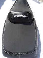 SET REVESTIMIENTO ASIENTO para SCOOTER SUZUKI BURGMAN 250/400 año 1998-2002
