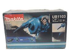 Makita UB1103 Blower - Vacuum W/ Dust Bag