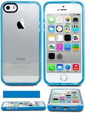 For Apple iPhone 5 5S SE | Clear Soft Silicone Shockproof Protective Case Cover