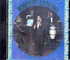 ROBERTO LEDESMA - 15 EXITOS ROMANTICOS  - CD ORIGINAL