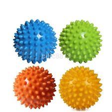 Full Body Spiky Massage Ball Hard Stress Ball 6.5cm for Fitness Sport Exercise U