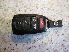 KIA Hyundai 5 botón remoto alarma Llavero despacho de gastos de Envío Gratis L @ @ K
