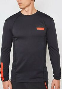 Men's Under Armour UA Microthread Swyft Graphic Long-Sleeve 1317506 Size M