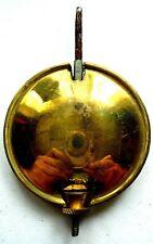 Balancier pendule horloge Morez oeil de boeuf clock pendulum antik uhr cartel 1