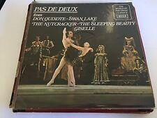 SPA 487 Pas De Deux From Don Quixote Swan Lake Giselle etc NM/EX Decca Stereo LP