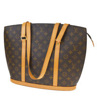 Authentic LOUIS VUITTON BABYLONE Shoulder Bag Monogram Leather BN M51102 73MF057