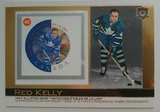 2003 Pacific Canada Post NHL All-Star Game Stamp & Card # 17 RED KELLY