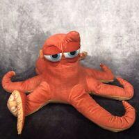 "HANK Octopus Posh Paws Soft Plush Toy Finding Nemo / Dory 11"" x 27"" Disney Pixar"