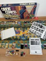 Vintage 1986 Jumbo ORIENT EXPRESS Board Game - *NEVER PLAYED & SEALED CONTENTS*