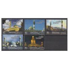 Jordanie - 2010 - No 1872/1876 - Monuments