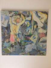 Cecily Brown, Private View invitation carte, Gagosian Gallery, 2014