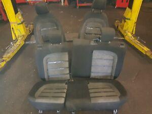 FIAT PUNTO EVO MK3 INTERIOR SEATS FRONT REAR 5DR
