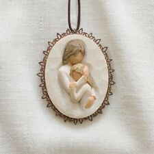 Willow Tree Close to me Mother and Daughter Christmas Ornament Susan Lordi 26237