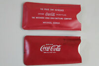 Waycross Ga Coca Cola Rain Bonnet Advertising