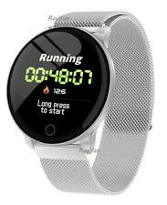 Blood Pressure Heart Rate Monitor Smart Watch Sports Bracelet Fitness Tracker