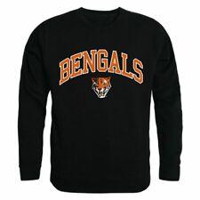 SUNY Buffalo State College Campus Crewneck Pullover Sweatshirt Sweater Black