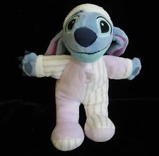 "Disney Store PJ Stitch Plush Soft Toy Pajamas Stuffed 8"" Animal Lilo"