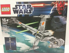 LEGO 10227 Star Wars B-Wing Starfighter boxes do have shealf wear