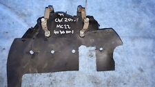 Honda CBR250RR mc22 ignition coil mount / Heat-Shield