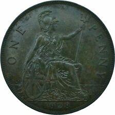 More details for 1928 one penny gb uk king george v / superb high grade     #wt23139