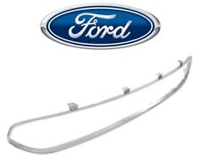For Ford Fusion 2010-2012 Lower Chrome Grille Trim Bumper Moulding Genuine