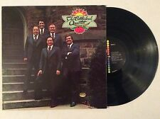 THE CATHEDRALS CATHEDRAL QUARTET Sunshine and Roses vinyl LP southern gospel