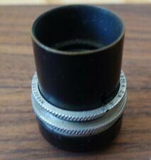 Taylor-Hobson Cooke Kinic 1 inch 25mm F1.8 Cine C-Mount BOLEX BMCC Parts/Repair