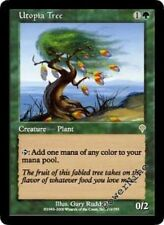 1 FOIL Utopia Tree - Green Invasion Mtg Magic Rare 1x x1