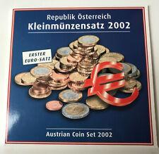 Erster Euro-KMS Österreich 2002 handgehoben im Blister