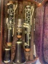 Selmer FRANCE VTG Special Wood Clarinet IN CASE see all NO RESERVES! ❤️