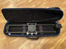Rhino Camera Slider EVO Bundle w/ Motion Arc Flywheel and Case