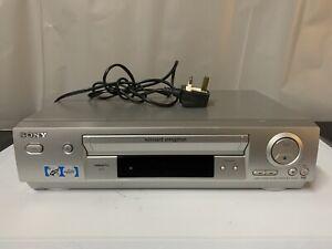Sony Video Cassette Player Recorder VHS VCR SLV-SE220 Smart Engine - NO REMOTE