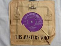 KAY STARR A LITTLE LONELINESS / TOUCH AND GO hmv 345 ..................near mint