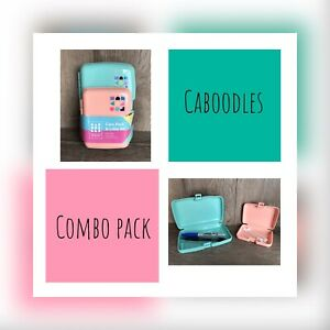 NEW CABOODLES, Care Pack & Little Bit Combo Pack, Free Shipping