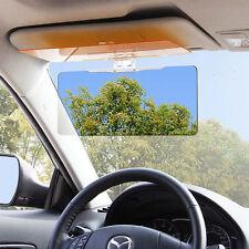 Anti-Glare Auto Car Flip Down Shield Sun Visor Day Night Vision Block view UV HD