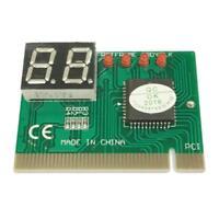 PCI PC Diagnose 2-stellige Karte Motherboard Tester Analyzer Checker Laptop PW