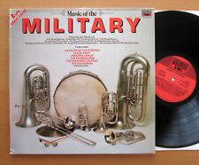 Music Of The Military 2xLP HM Royal Marines Royal Air Force etc EMI DL 41 1078 3