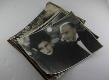 LOT 9 PHOTOS CINEMA ANCIENNE NOIR & BLANC N°23 N°74 COULEURS A IDENTIFIER (A227)