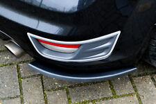 Heckansatz Diffusor Spoilerecken Seitenteile aus ABS für Ford Focus ST DA3 VFL