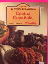 Cocina Espanola Una Edicion Especial De TV Novelas