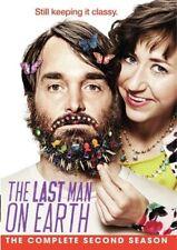 THE LAST MAN ON EARTH -  COMPLETE SEASON 2  -  DVD - UK Region 2 Compatible